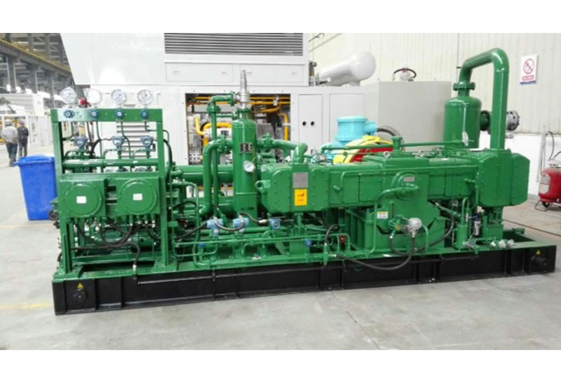 Compressor for Environment Care