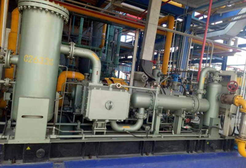 Chemical Industry Compressor