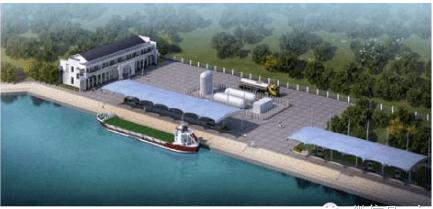 LNG Bunkering Pontoon Equipment