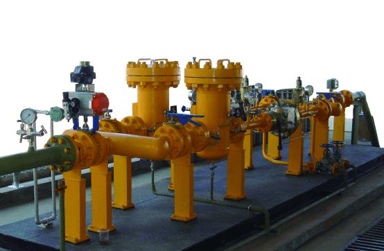 Pressure Regulation Unit