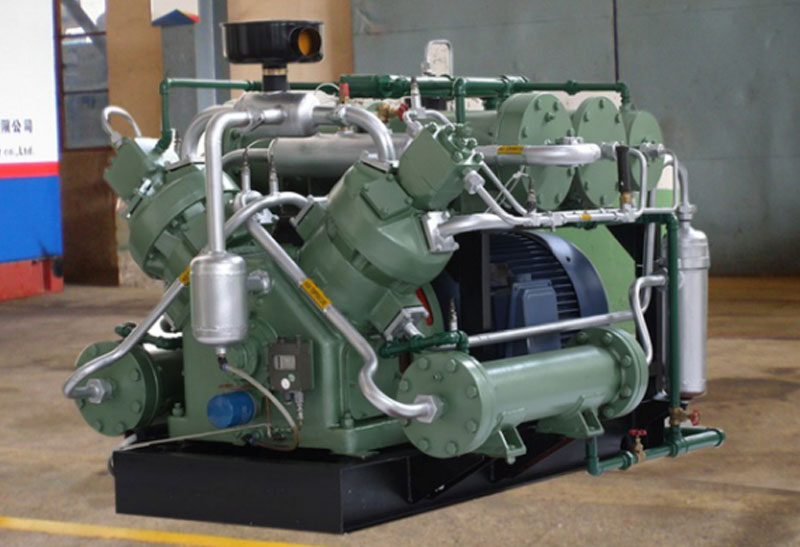 Iron & Steel Compressor