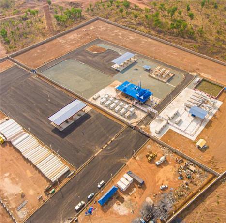 Wellhead Gas Recovery System-ENRIC Compressor In Nigeria